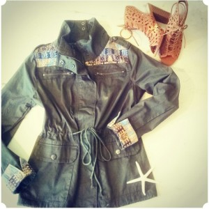 Very Versatile Jacket from Lovely's Boutique!